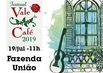 FESTIVAL VALE DO CAFÉ(19/07)-11H00