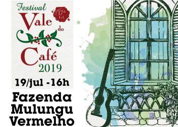 FESTIVAL VALE DO CAFÉ(19/07)-16H00