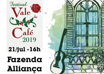 FESTIVAL VALE DO CAFÉ(21/07)-16H00