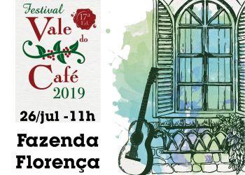 FESTIVAL VALE DO CAFÉ(26/07)-11H00