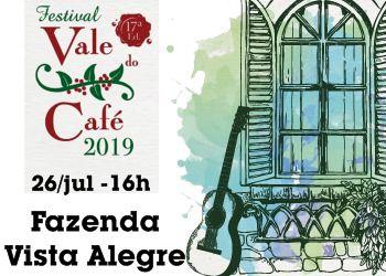 FESTIVAL VALE DO CAFÉ(26/07)-16H00
