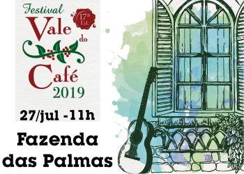FESTIVAL VALE DO CAFÉ(27/07)-11H00