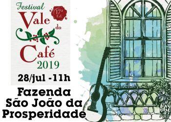 FESTIVAL VALE DO CAFÉ(28/07)-11H00