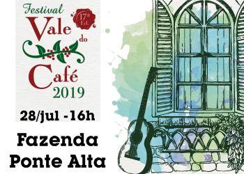 FESTIVAL VALE DO CAFÉ(28/07)-16H00